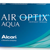 Free Trial Offer for AIR OPTIX brand contact lenses