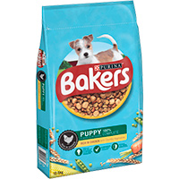 Become An Insider And Receive 2 Bags Of Purina Bakers Dog Dry Food For Free