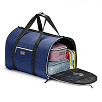 Claim a Biaggi Hangeroo 2-in-1 Rolling Carry-on Garment Duffel Bag For Free