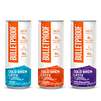 Claim A Free Sample Of Bulletproof Cold Brew Lattes