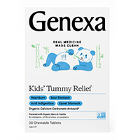 Claim A Free Sample Of Kids' Tummy Relief Medicine By Genexa