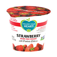 Claim Follow Your Heart Dairy-Free Yogurts For FREE
