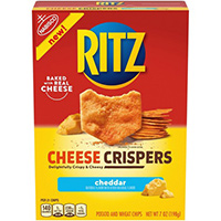 Claim Free Ritz Cheese Crispers Samples