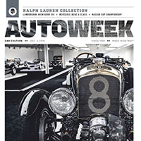 Claim Your Complimentary Subscription To Autoweek Magazine