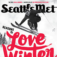 Claim Your Complimentary Subscription To Seattle Met Magazine