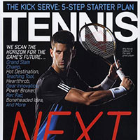 Claim Your Complimentary Subscription To Tennis Magazine