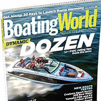 Claim Your Complimentary Subscription to Boating World Magazine