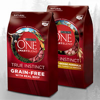 Claim Your FREE BAG of Purina ONE True Instinct Dog Food