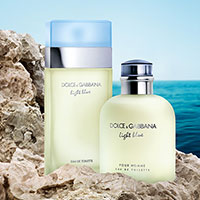 Claim Your FREE Dolce&Gabbana Light Blue Fragrance