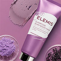 Claim Your FREE Elemis Superfood Berry Boost Mask Sample