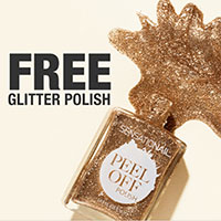 Claim Your FREE SensatioNail Glitter Polish