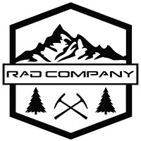 Claim Your FREE Stickers by Rad Supply Co