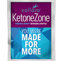 Claim Your FREE Vollara Ketone Zone Sample