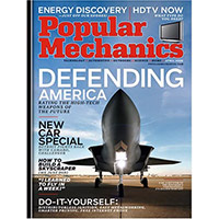 Claim Your Free 1-Year Subscription To Popular Mechanics Magazine
