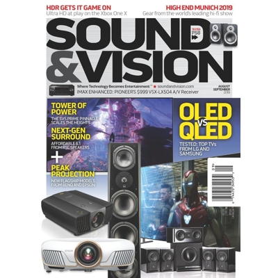 Claim Your Free 1-Year Subscription To Sound & Vision Magazine