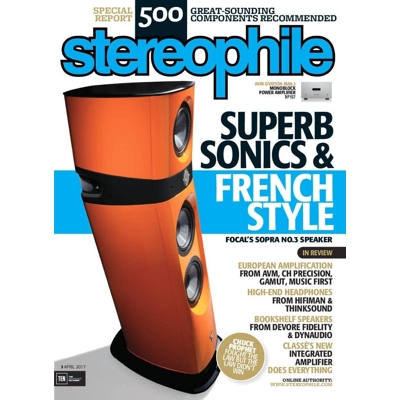 Claim Your Free 1-Year Subscription To Stereophile Magazine