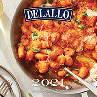 Claim Your Free 2021 Delallo Calendar