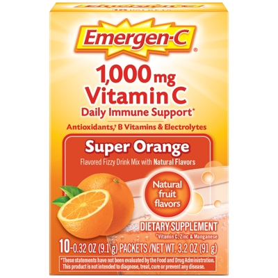 Claim Your Free Box Of Ener-C Sugar-Free Orange