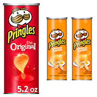 Claim Your Free Case Of Pringles