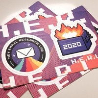 Claim Your Free H.E.R.L. Sticker Sheet