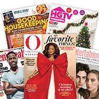 Claim Your Free Magazine Subscription
