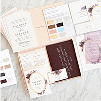 Claim Your Free Minted Wedding Sample Kit