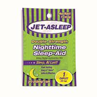 Claim Your Free Sample of Jet-Asleep Sleep Aid