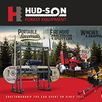 Claim a Print Copy of Hud-Son Forest Equipment Catalog