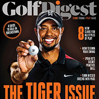 Claim your FREE 1-year subscription to Golf Digest Magazine