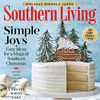 Claim your FREE 2-year Subscription To Southern Living Magazine