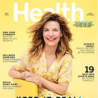 Claim your FREE 2-year subscription to Health Magazine