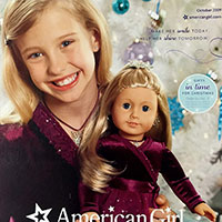 Claim your FREE American Girl Catalog