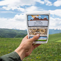 Claim your FREE Aspen Crunch Snack Samples