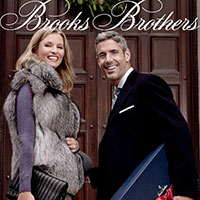 Claim your FREE Catalog by Brooks Brothers