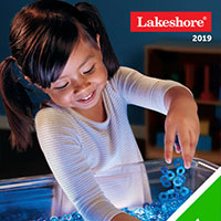 Claim your FREE Catalog by Lakeshore