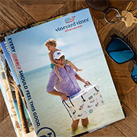Claim your FREE Catalog by Vineyard Vines