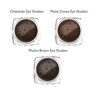 Claim your FREE Eye Shadow Sample Kit: Brown Tones