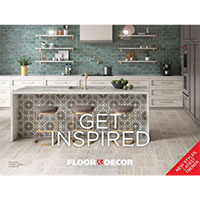 Claim your FREE Floor and Decor Catalog