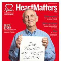 Claim your FREE Heart Matters Magazine