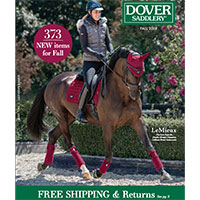 Claim your FREE Print Copy of Dover Saddlery Catalog