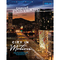 Claim your FREE Print Copy of Travel Portland magazine