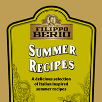 Claim your FREE RECIPE BOOKLETS by Filippo Berio