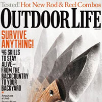 Claim your FREE Subscription To Outdoor Life Magazine