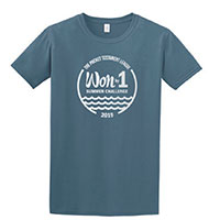 Claim your FREE Won by 1 T-Shirt