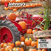 Claim your FREE print copy of Johnny's Selected Seeds