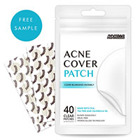 Claim your Free Acne Cover Patch Sample