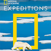 Claim your free catalog by National Geographic Expeditions