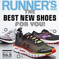 Claim your free gift! Free Subscription To Runner's World Magazine!