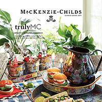 Claim Your FREE Mackenzie Childs Catalog