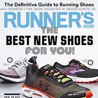 Claim your free subscription to Runner's World Magazine